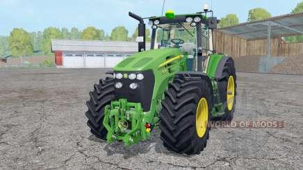 John Deere 7930 interactive control pour Farming Simulator 2015