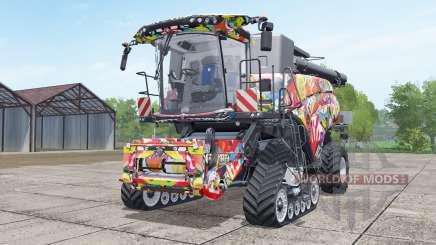 New Holland CR10.90 StickerBomƀ für Farming Simulator 2017
