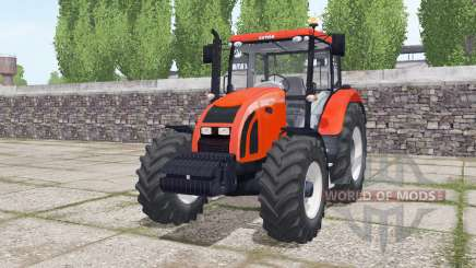 Zetor Forterra 11441 real exhaust smoke pour Farming Simulator 2017