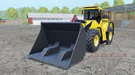 Volvo L180Ƒ für Farming Simulator 2015