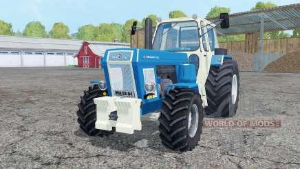 Fortschritt Zt 403 animated element für Farming Simulator 2015