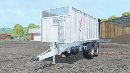 Fliegl TMK 266 Bull low hitch für Farming Simulator 2015