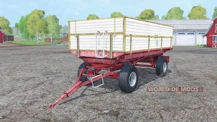 Kronᶒ Emsland pour Farming Simulator 2015