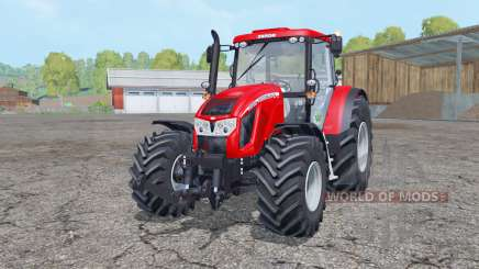 Zetor Forterra 150 HD moving elements pour Farming Simulator 2015