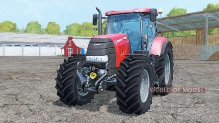 Case IH Puma 160 CVX new wheels für Farming Simulator 2015
