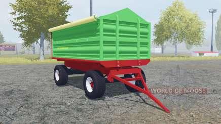 Strautmann SZK 1402 für Farming Simulator 2013