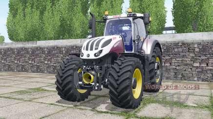 Steyr Terrus 6600 CVT wheels selection für Farming Simulator 2017