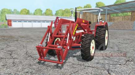 International 624 front loader für Farming Simulator 2015