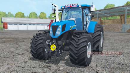 Neue Hollanɗ T7.170 für Farming Simulator 2015