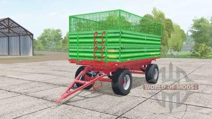 Pronaᶉ T653-2 für Farming Simulator 2017