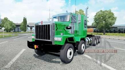 Kenworth C500 10x6 2001 für Euro Truck Simulator 2