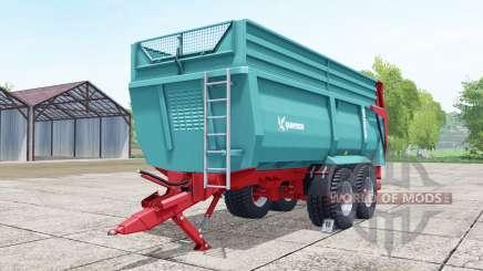 Farmtecħ Durus 2000 für Farming Simulator 2017
