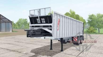 Fliegl ASS 298 Gigant pour Farming Simulator 2017