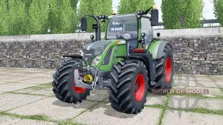 Fendt 712 Vario wheels selection für Farming Simulator 2017