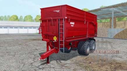 Krampe Big Body 650 S pour Farming Simulator 2015