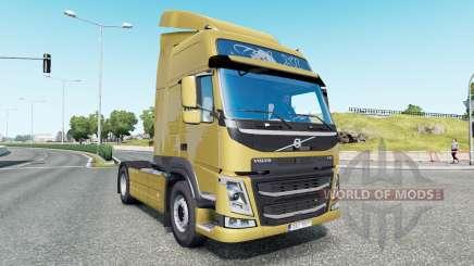 Volvo FM 410 Globetrotter LXL cab 2013 pour Euro Truck Simulator 2
