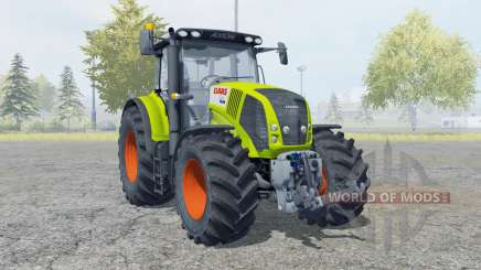 Claas Axion 850 animated element für Farming Simulator 2013