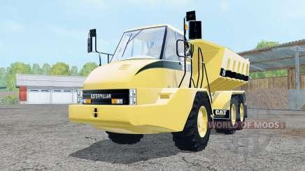 Caterpillar 725 pour Farming Simulator 2015