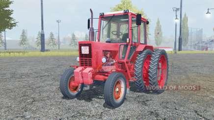 MTZ-80 Belarus animierte Elemente für Farming Simulator 2013