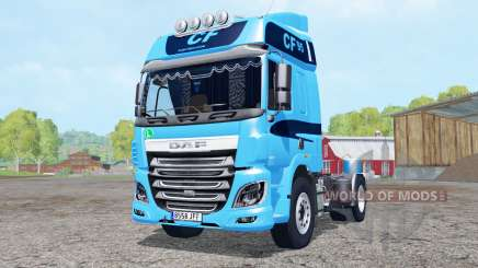 DAF CF Space Cab für Farming Simulator 2015