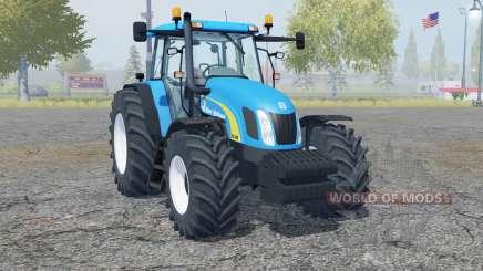 Nouveau Hꝍlland TL 100A pour Farming Simulator 2013