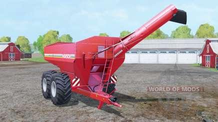 Horsch Titan 34 UW extended tube pour Farming Simulator 2015