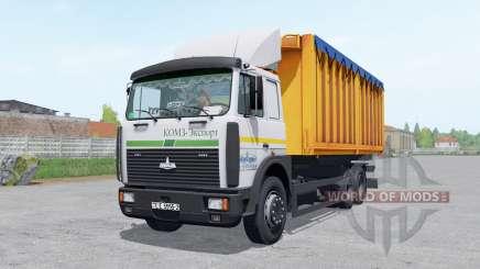 MAZ 6303-trailer für Farming Simulator 2017