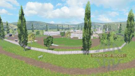 Sovkhoz Zarya pour Farming Simulator 2017