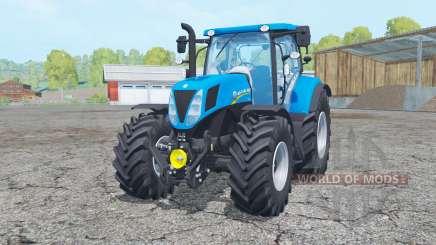 New Holland T7.170 moving elements für Farming Simulator 2015