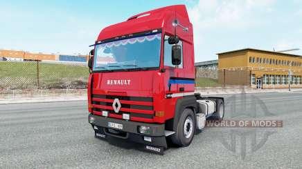 Renault R 340ti Major 1990 pour Euro Truck Simulator 2