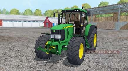 John Deere 6320 2002 für Farming Simulator 2015