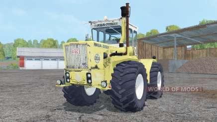 Raba-Steiger 250 animated doors für Farming Simulator 2015