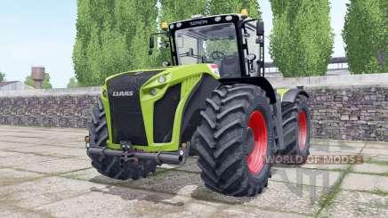 Claas Xerion 4500 Traƈ VC pour Farming Simulator 2017
