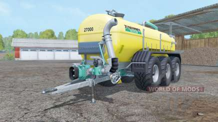 Zunhaᶆᶆer SK 27000 TR pour Farming Simulator 2015