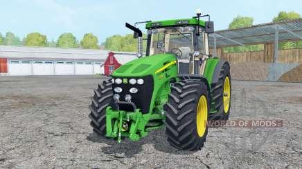 John Deere 7830 animated element für Farming Simulator 2015