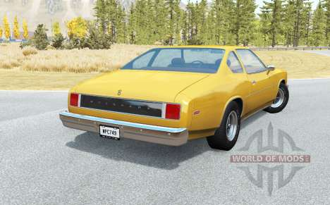 Bruckell Moonhawk more engines v1.4 pour BeamNG Drive