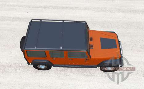 Ibishu Hopper unlimited v2.0 pour BeamNG Drive