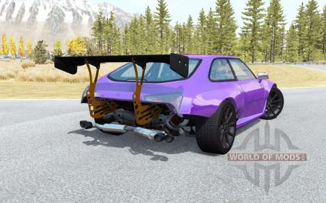 Hirochi SBR4 Madness v1.0.2 pour BeamNG Drive
