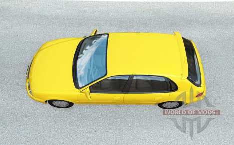 Ibishu Pessima 1996 hatchback pour BeamNG Drive