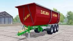 Zaccaria ZAM 200 DP8 Super Plus strong red pour Farming Simulator 2017