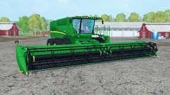 John Deere S680 green für Farming Simulator 2015