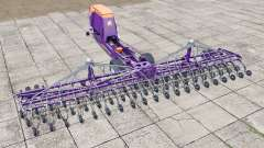 Amazone Condor 15001 dark moderate violet für Farming Simulator 2017