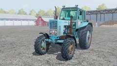 MTZ-82 Belarus mit PKU für Farming Simulator 2013