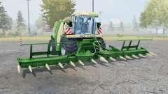 Krone BiG X 1100 _ pour Farming Simulator 2013