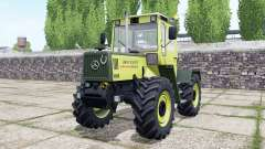 Mercedes-Benz Trac 1000 intercooler pour Farming Simulator 2017