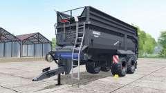 Krampe Bandit 750 Black Beauty für Farming Simulator 2017