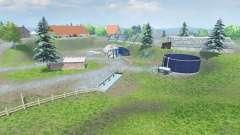 Tannenhof v2.0 pour Farming Simulator 2013