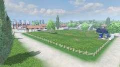 Jennys Hof pour Farming Simulator 2013