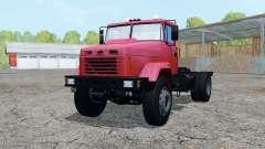KrAZ 5133 tracteur pour Farming Simulator 2015