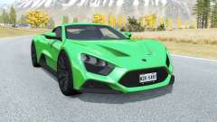 Zenvo ST1 2009 pour BeamNG Drive